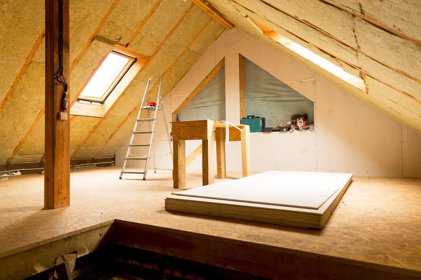 CSOK tetőtér beépítésre